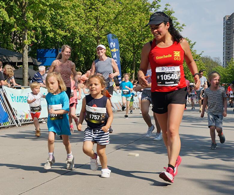 Kidsrun Enschede: de marathonlopers van de toekomst