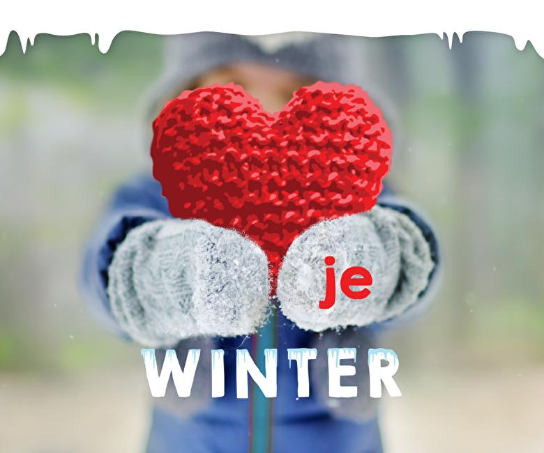 Hartje Winter, het belang van buitenspelen, juist in de winter